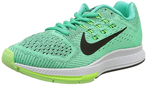 Nike Air Zoom Structure 18, Women's Fitness Shoes, Turquoise (Menta/Black/