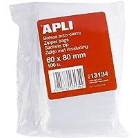 APLI 13134 - Pack de 100 bolsas