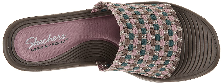 Skechers Promenade Shopper Shopper Shopper - zuecos de material sintético mujer f003f0