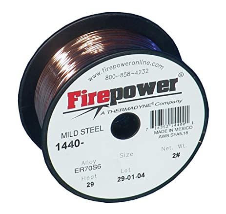 Thermadyne 1440-0215 Firepower 030-70S-2 2-Pound Firepower Welding ...