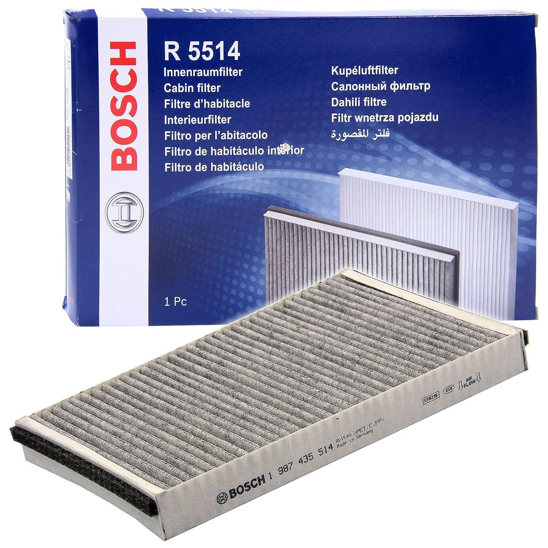 Bosch 1987435514 Interior Cabin Air Filter