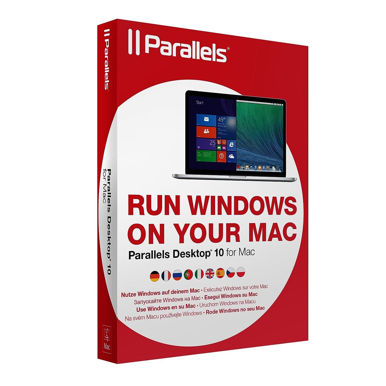 Parallels Desktop for Mac Business Edition 13.3.1 [43365]