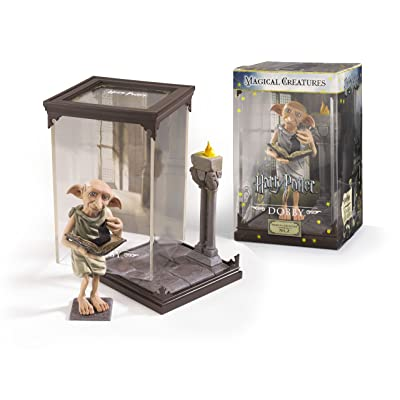 The Noble Collection Harry Potter Magical Creatures: No.2 Dobby: Toys & Games