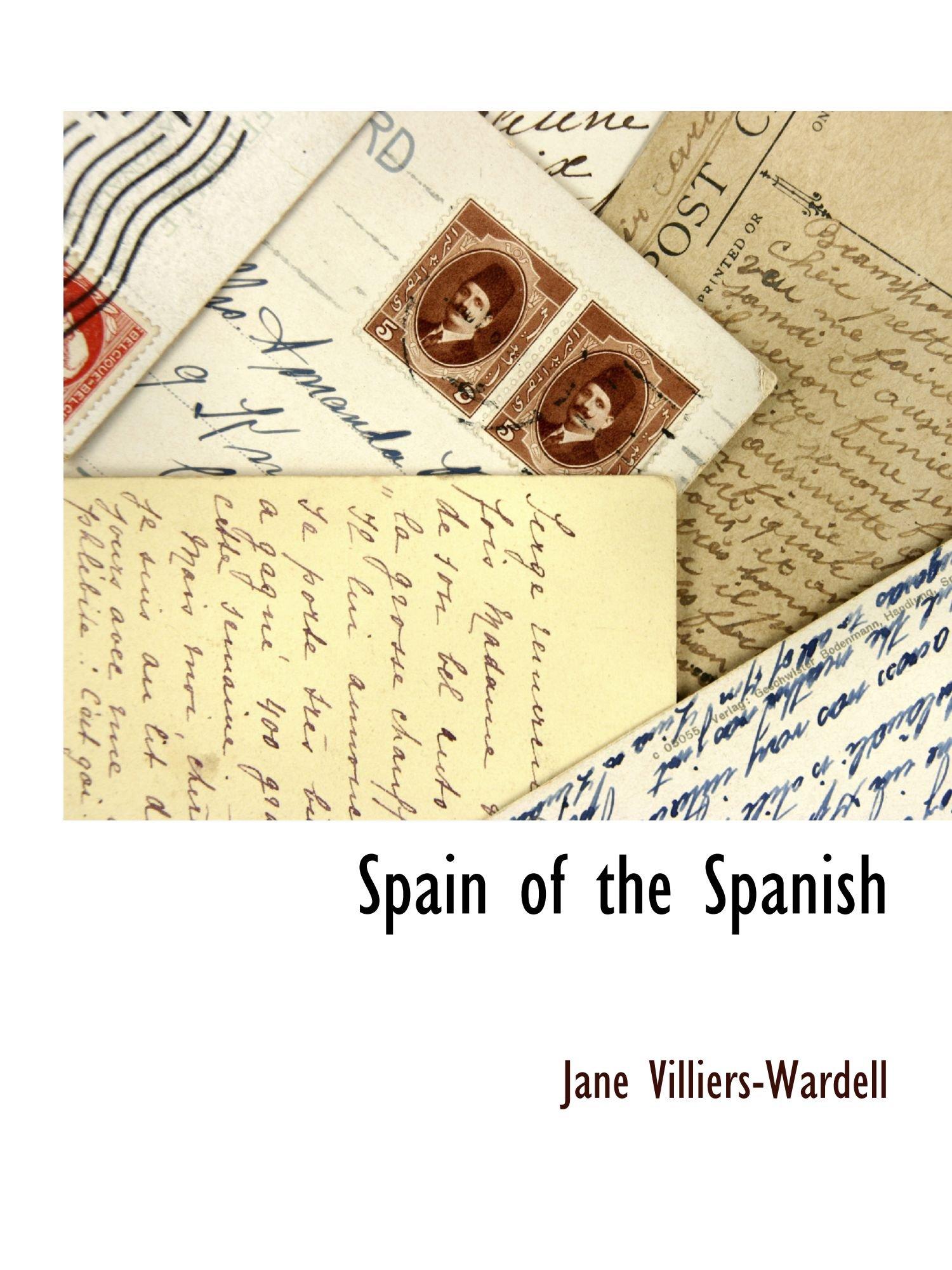 Spain of the Spanish pdf