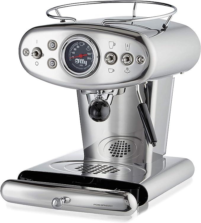Illy X1 Anniversary ipere mediaespresso Cápsula + Coffee ...