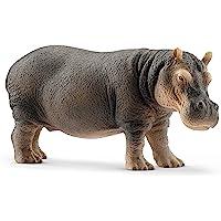 Schleich Hippopotamus Toy Figure
