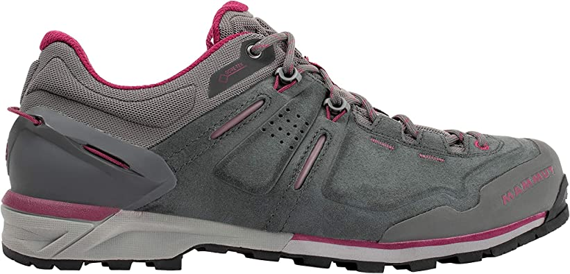 Mammut Alnasca Low GTX, Zapatillas de Senderismo para Mujer: Amazon.es: Zapatos y complementos
