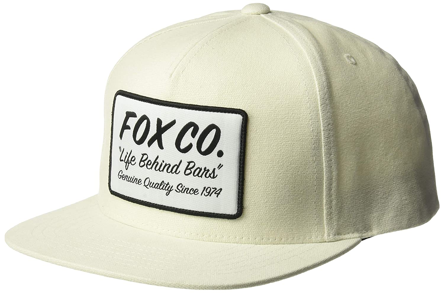 Fox Gorras Resin Bone White 110 Snapback: Amazon.es: Ropa y accesorios