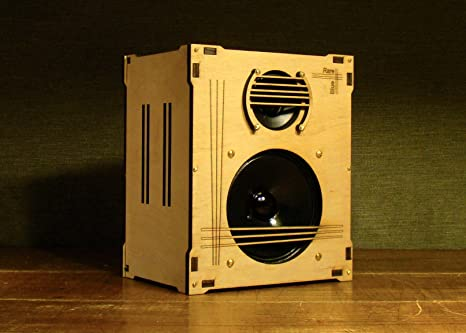 Review DIY Bluetooth Speaker Kit