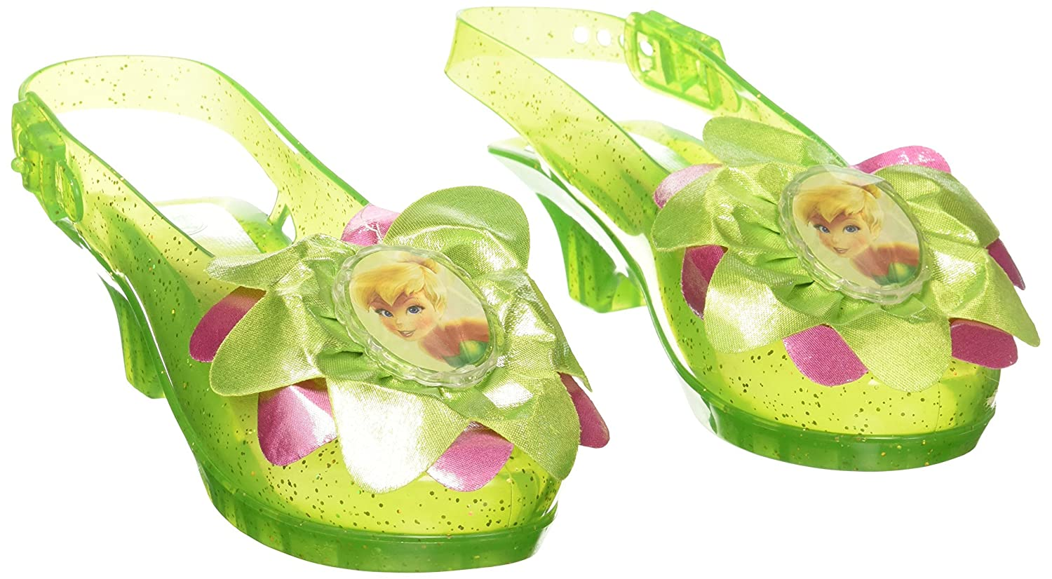 Disguise Costumes Disney Fairies Tinker Bell Sparkle Shoes 59306