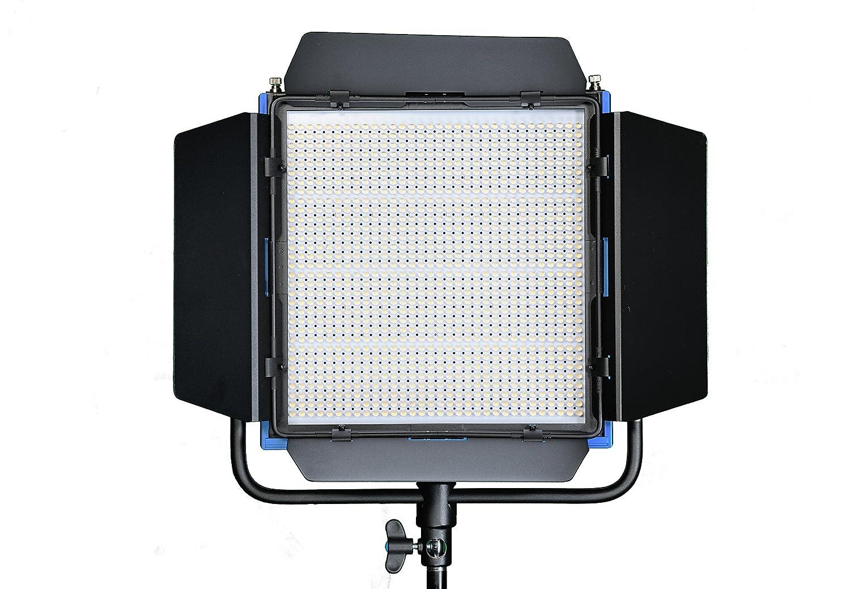 dracast DRP-led1000/della DG Proled1000/Video Luce Daylight con Gold Mount Batteria Plate Blu