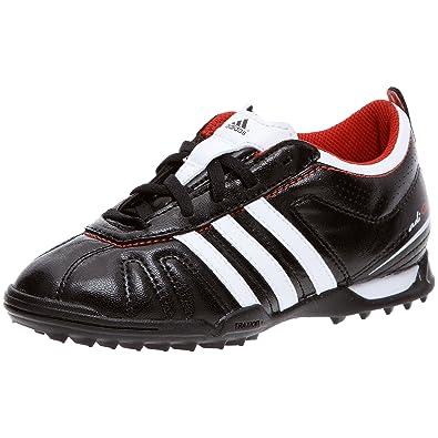 13 Adidas 39 Fussballschuhe Schwarz Kinder adiQuestra D9Y2IWEH