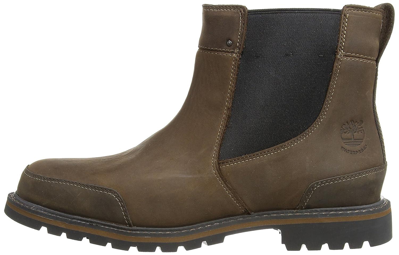 Timberland Earthkeepers Chestnut Ridge - Botas Impermeables para Hombre, Color Marrón, Talla 44 EU: Amazon.es: Zapatos y complementos