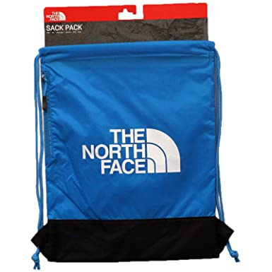 ef24eeb52 The North Face Sack Pack Meridian Blue/TNF White Backpack: Amazon.co ...