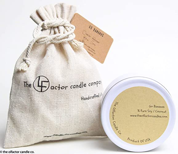 Amazon com: The Olfactor Candle Company | Bakery Scented