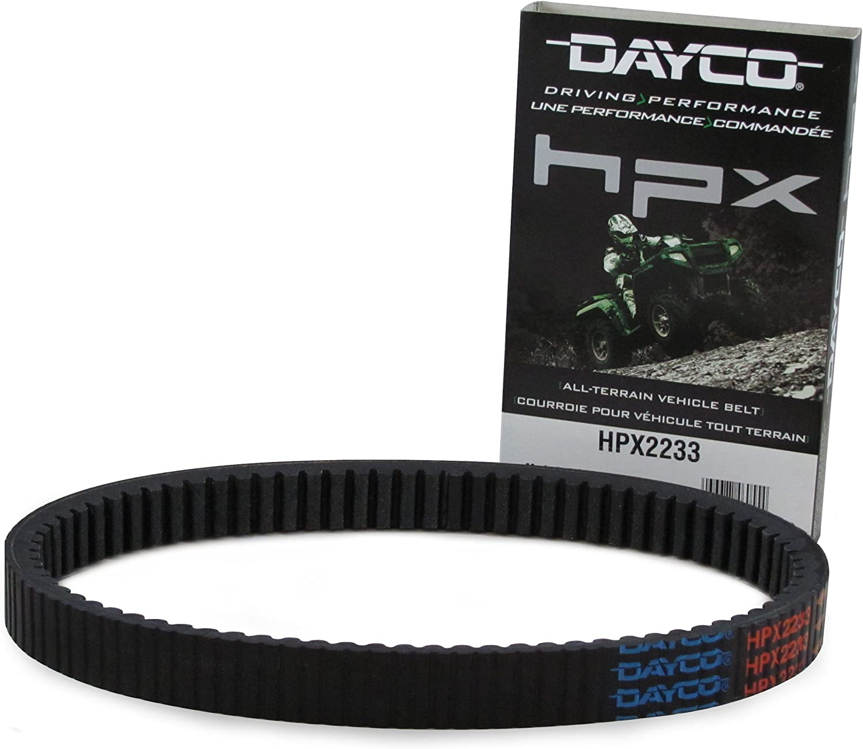 Dayco HPX2233 HPX High Performance Extreme ATV/UTV Drive Belt