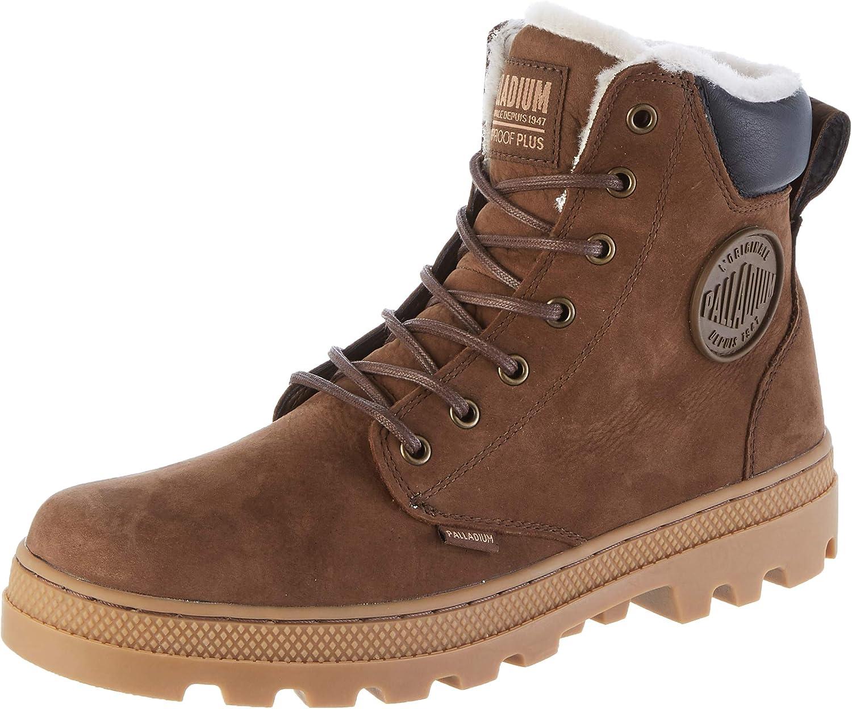 Palladium Mens Slouch Boots
