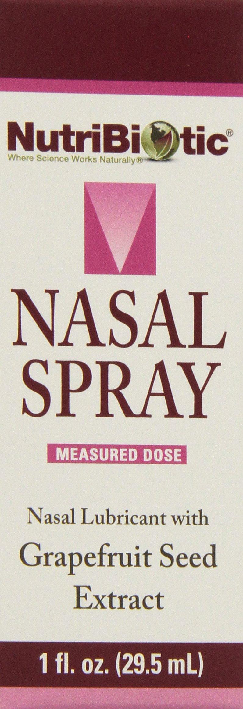 Nutribiotic Nasal Spray, 1 Fluid Ounce