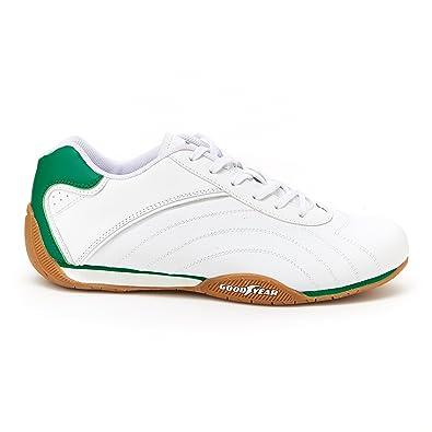Goodyear Mens Ori Racer Sneaker – Low-Top Sneakers 19ab724e04ec9