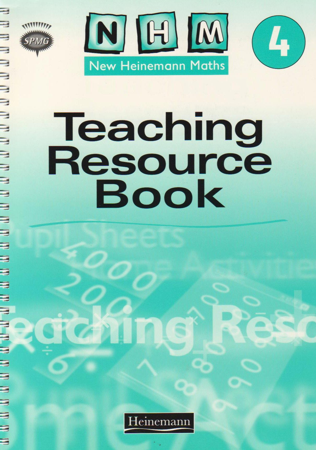 New Heinemann Maths Yr4: Teachers Resources: Teaching Resource Book ...