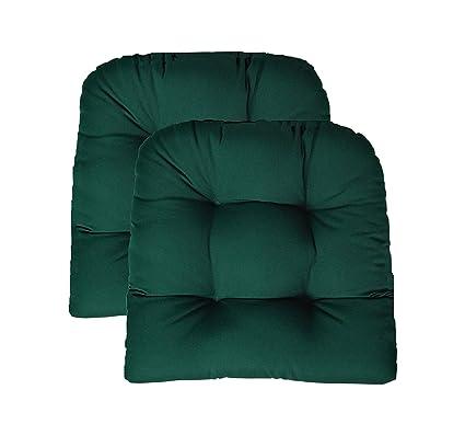 Amazon.com: Sunbrella lona bosque verde grande, 2 piezas ...