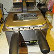 Amazon.com: Waring Pro DF280 Professional Deep Fryer