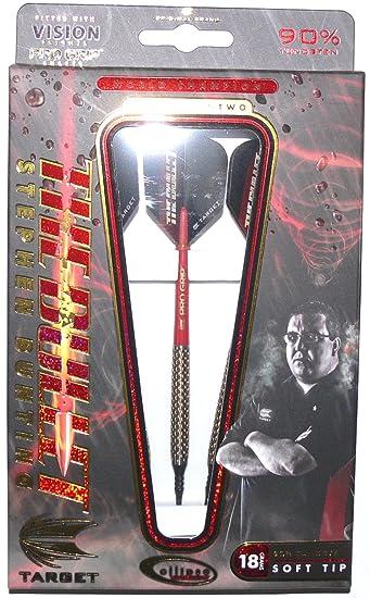 Target Darts Dartpfeile/ /Bullet Stephen Bunting G2/Softdarts 18/g