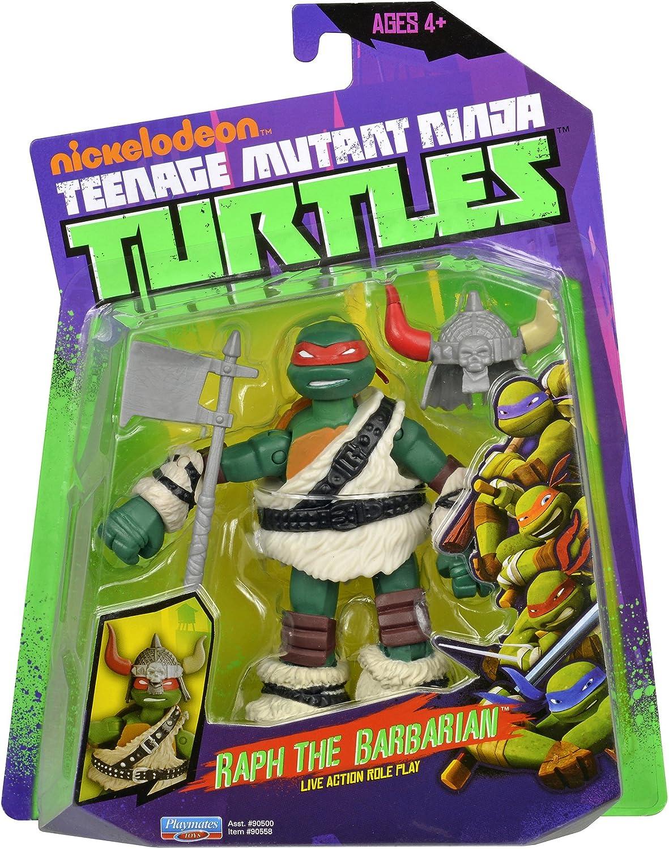 Amazon.com: teenage mutant ninja turtles Raphael bárbaro ...