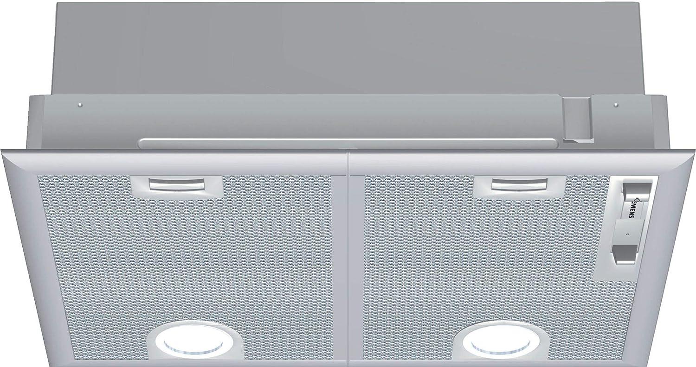 Siemens iQ300 LB55565 - Campana (590 m³/h, Canalizado/Recirculación, D, A, C, 56 dB): Amazon.es: Hogar