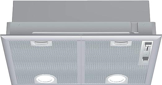 Siemens iQ300 LB55565 - Campana (590 m³/h, Canalizado ...