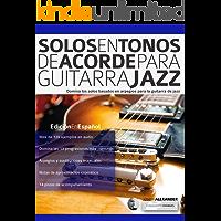 Solos en tonos de acorde para guitarra jazz: