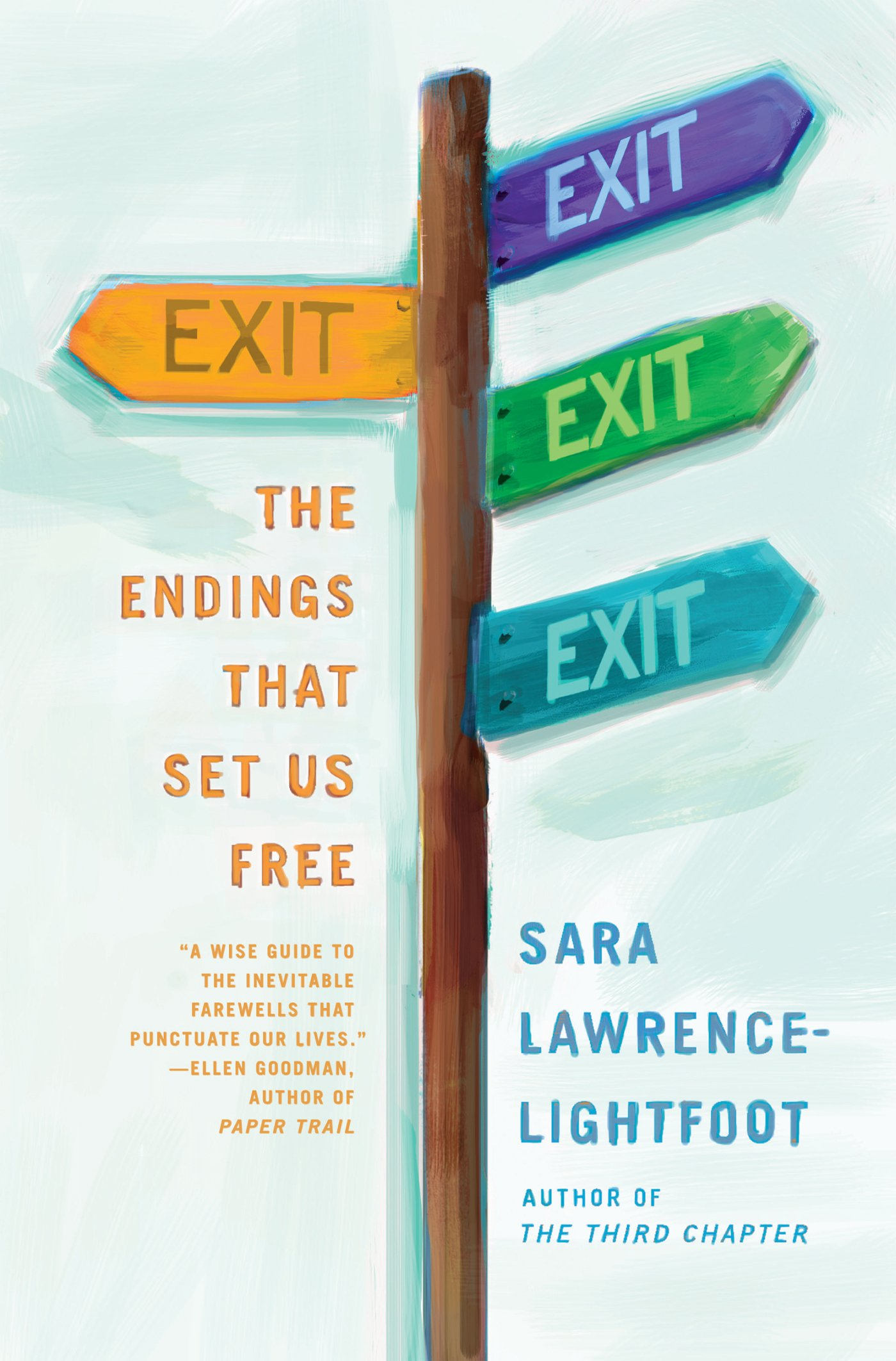 Download Exit: The Endings That Set Us Free pdf