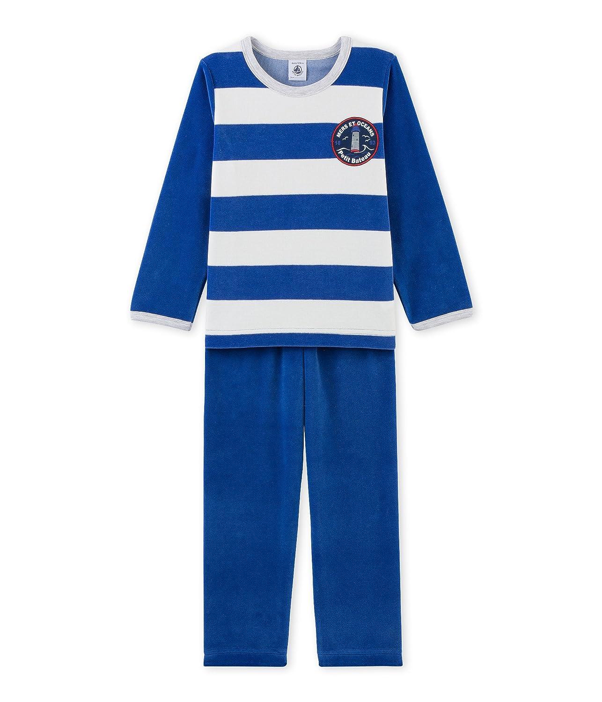 Petit Bateau Jungen Zweiteiliger Schlafanzug Pyjama