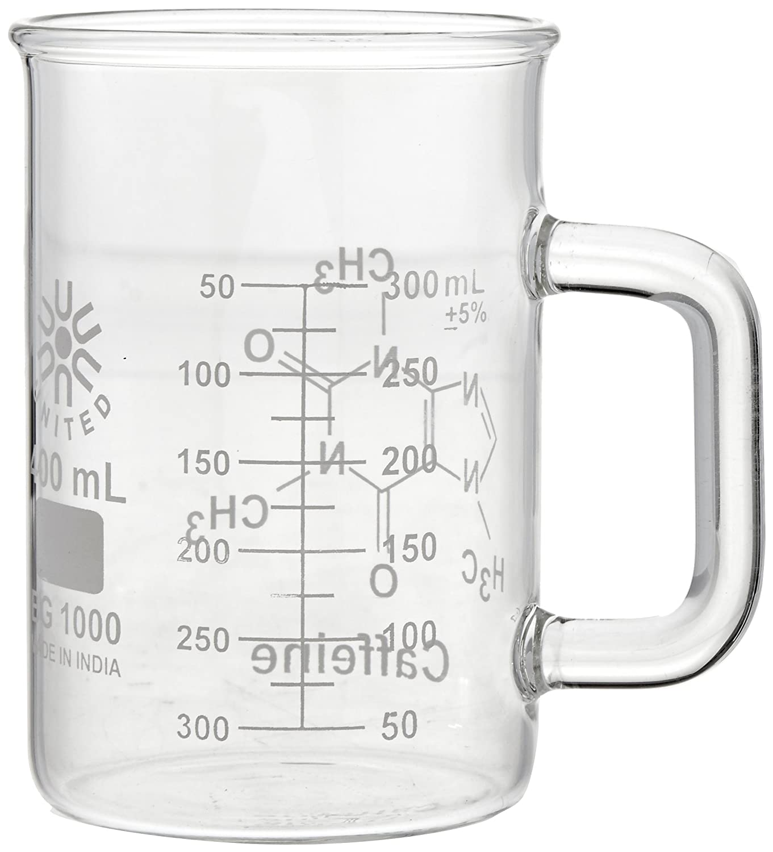United Scientific Supplies 1177J58EA BGMG400 Beaker Mug Inc.