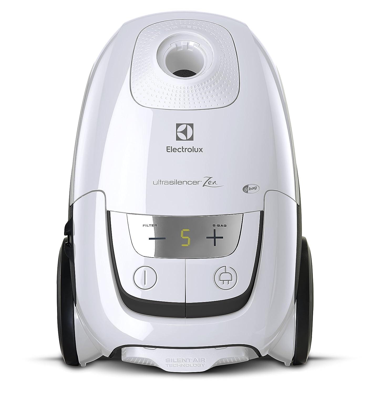 Electrolux eus8alrgy aspirador con bolsa UltraSilencer, sistema Silent Zen, sistema de aspiración AeroPro, bolsa s-bag Clinic anti Allergy, sistema ...