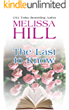 The Last to Know (Lakeview Contemporary Romance Book 6)