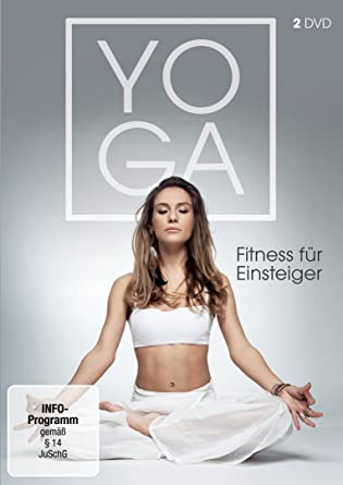 Yoga - Fitness Box fü Einsteiger [Alemania] [DVD]: Amazon.es ...