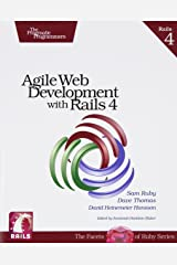 Agile Web Development with Rails 4 (Pragmatic Programmers) Paperback