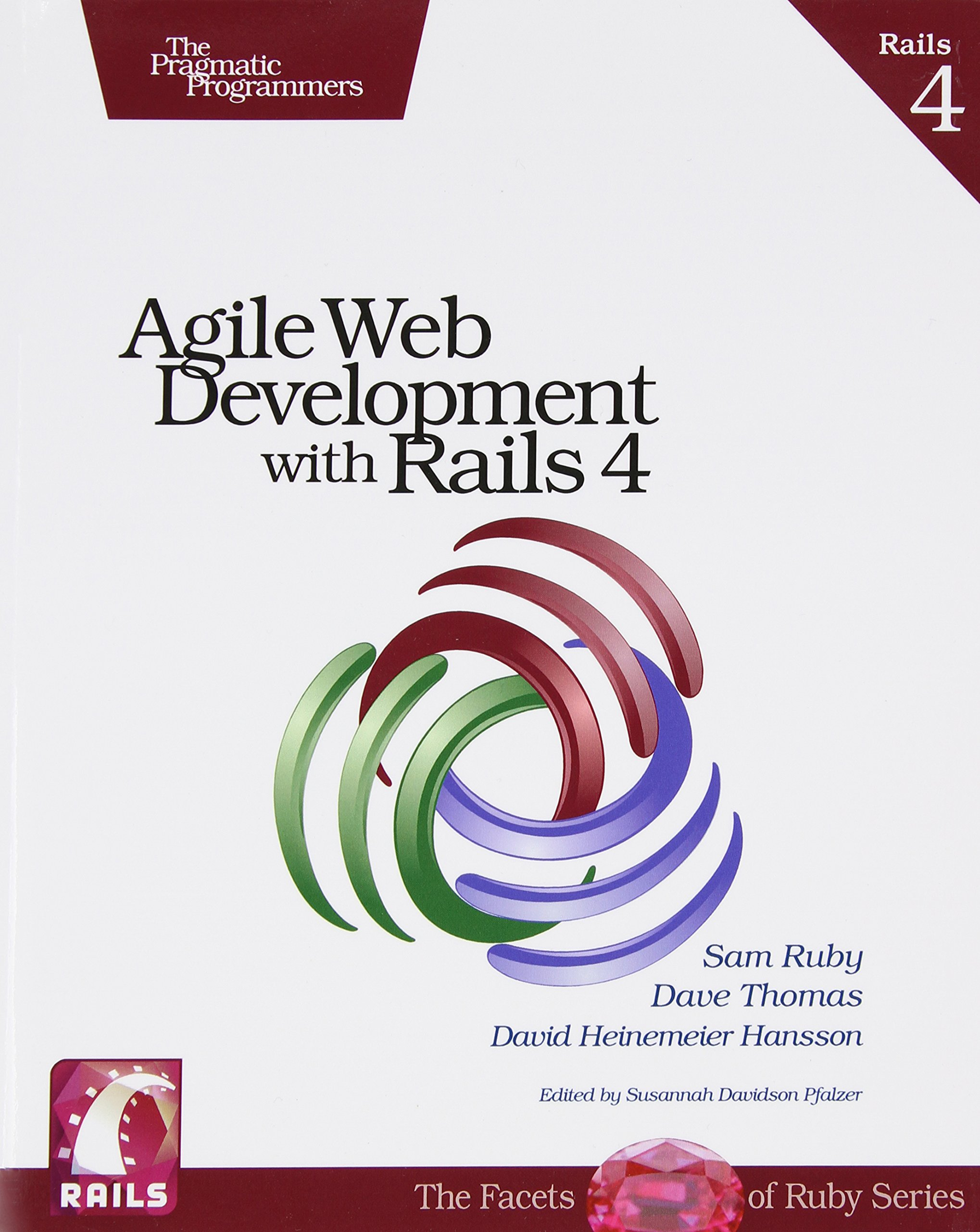 Agile web development with rails (4th edition rails 3 & ruby 1. 9.
