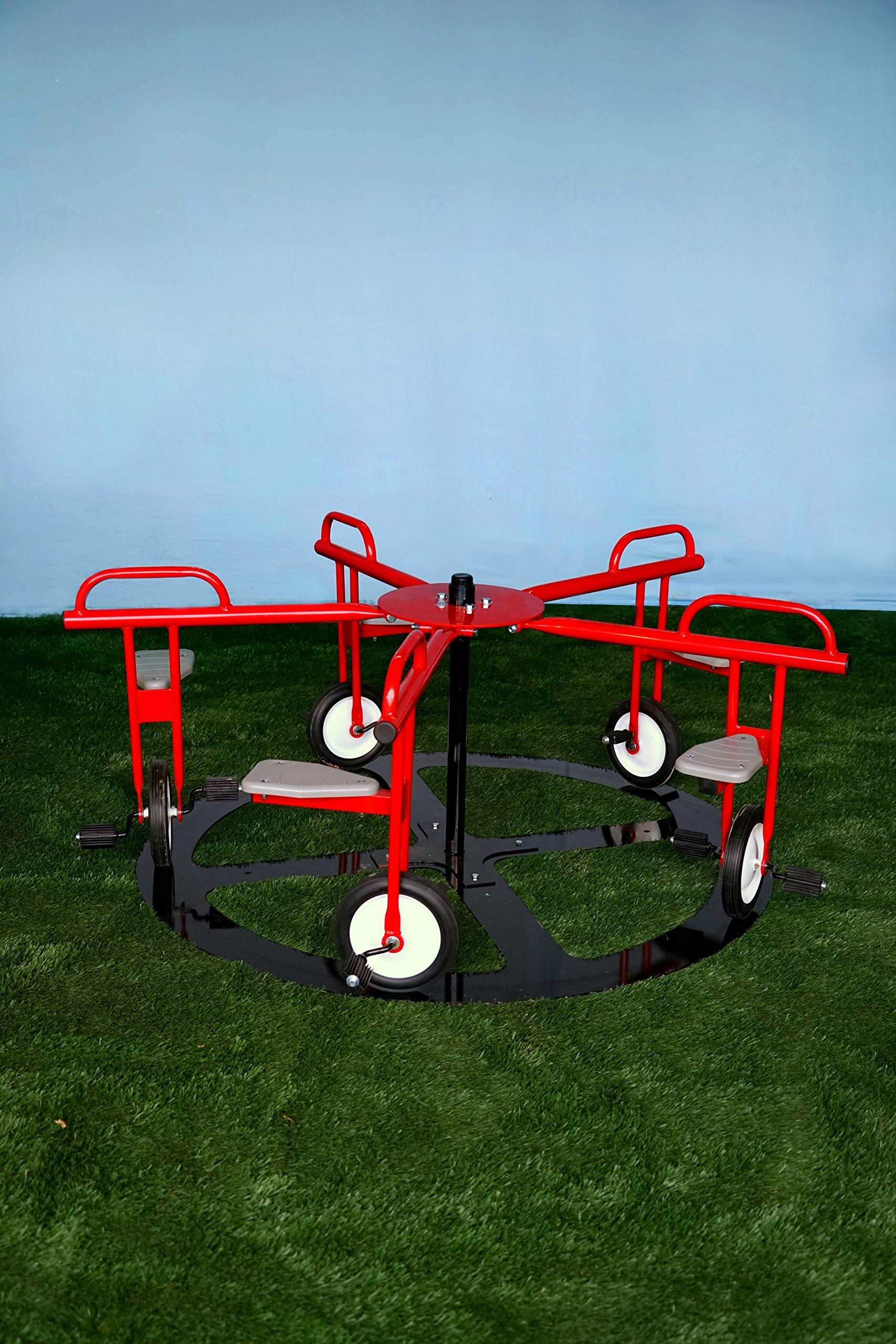 Playtime Playground Equipment Merry Go Cycle Replacement Wheel by Playtime Playground Equipment