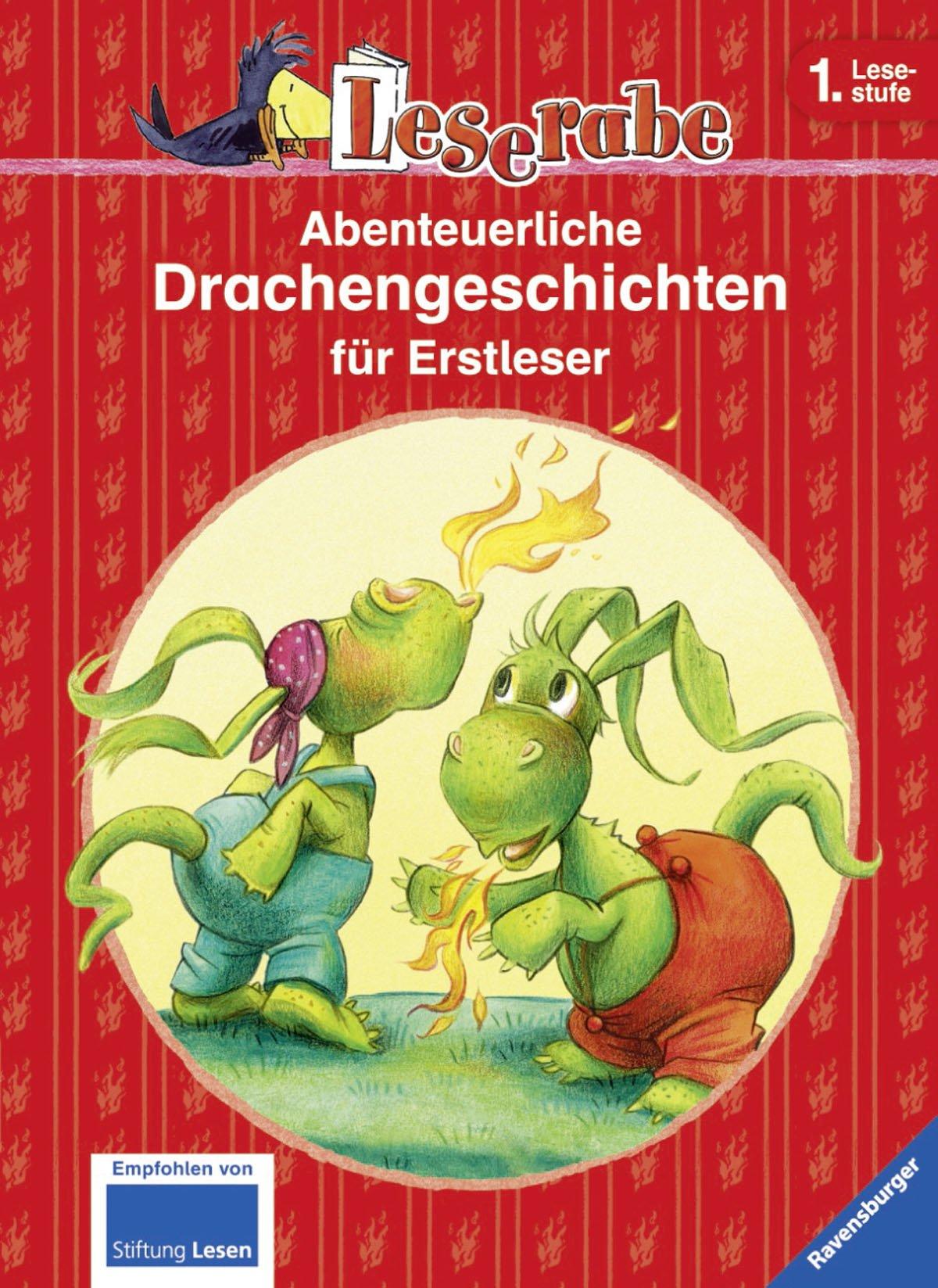 Abenteuerliche Drachengeschichten für Erstleser (Leserabe - Sonderausgaben)