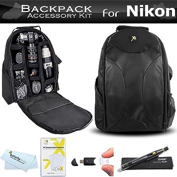 Amazon.com: Essentials Accessory Bundle Kit para Nikon Df ...
