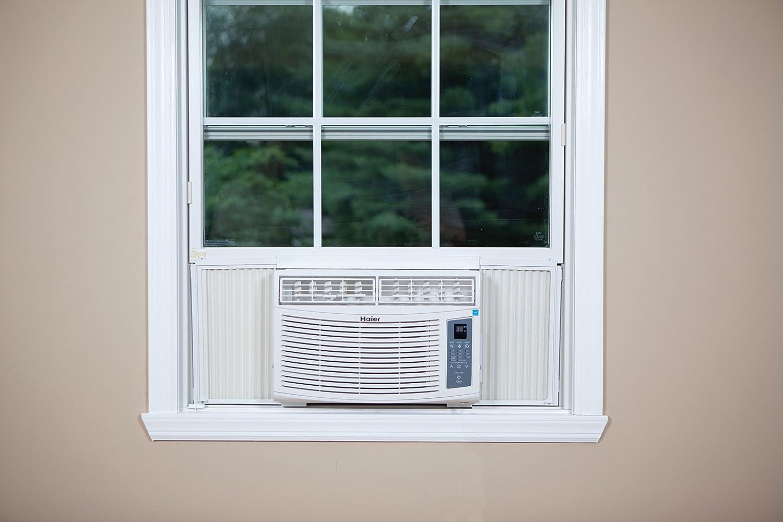 81iWkLwRr L._SL1500_ amazon com haier esa405r 5000 btu room air conditioner home  at bakdesigns.co