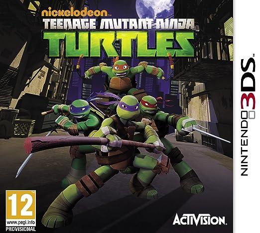 Nintendo TMNT: Teenage Mutant Ninja Turtles Básico Nintendo ...