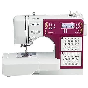 Amazon.com: Brother Designio Series DZ3400 Computerized Sewing ... : computerized sewing and quilting machine - Adamdwight.com