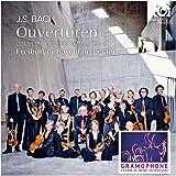 J.S.バッハ:管弦楽組曲(全曲) (J.S.Bach : Ouverturen - Complete Orchestral Suites /Freiburger Barockorchester) [2CD]
