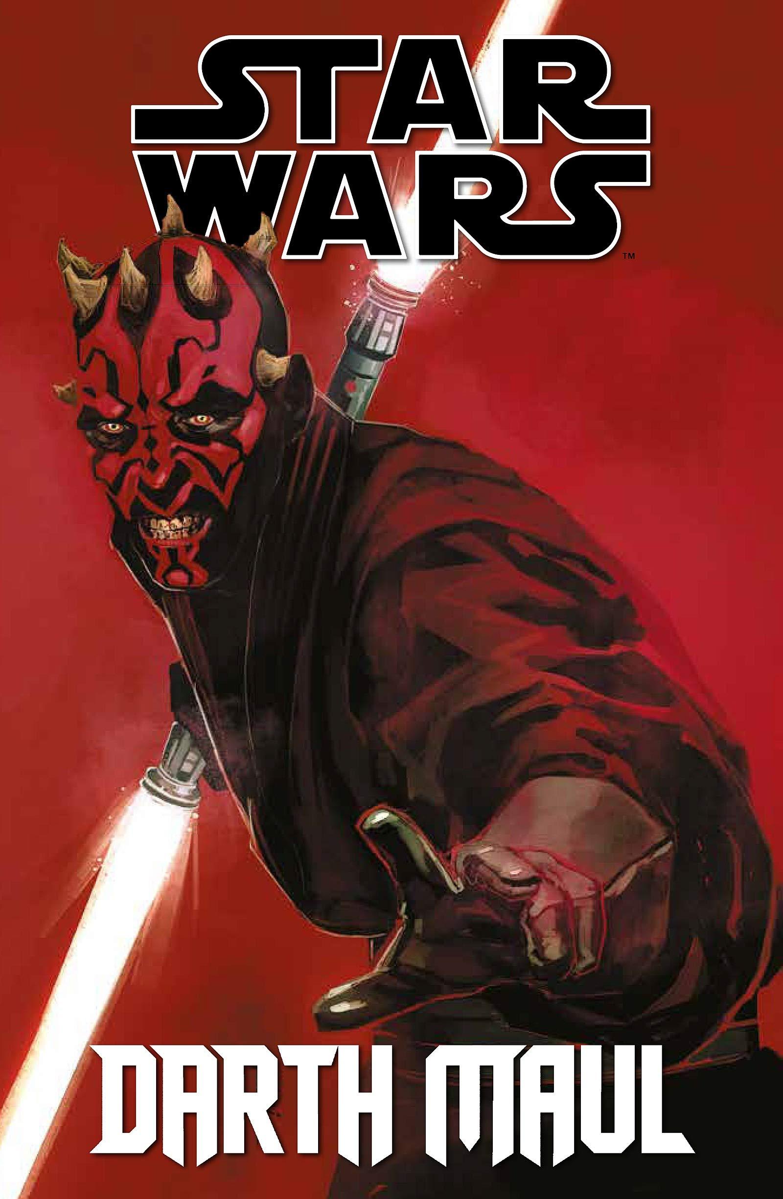 Star Wars Comics: Darth Maul Taschenbuch – 27. August 2018 Cullen Bunn Luke Ross Michael Nagula Panini