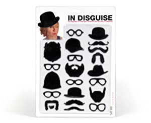 Bitten In Disguise - 22 Fridge Magnets To Hold Your Pictures And Put You In Disguise.