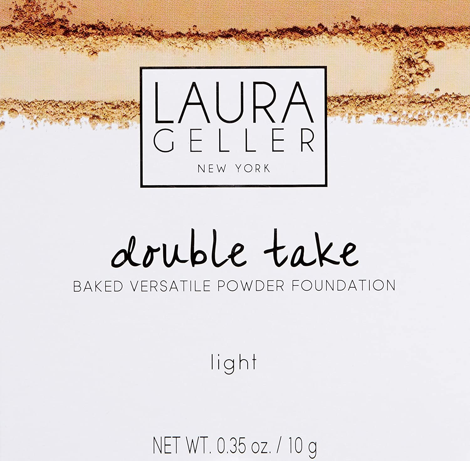 Double Take Baked Versatile Powder Foundation by Laura Geller #5