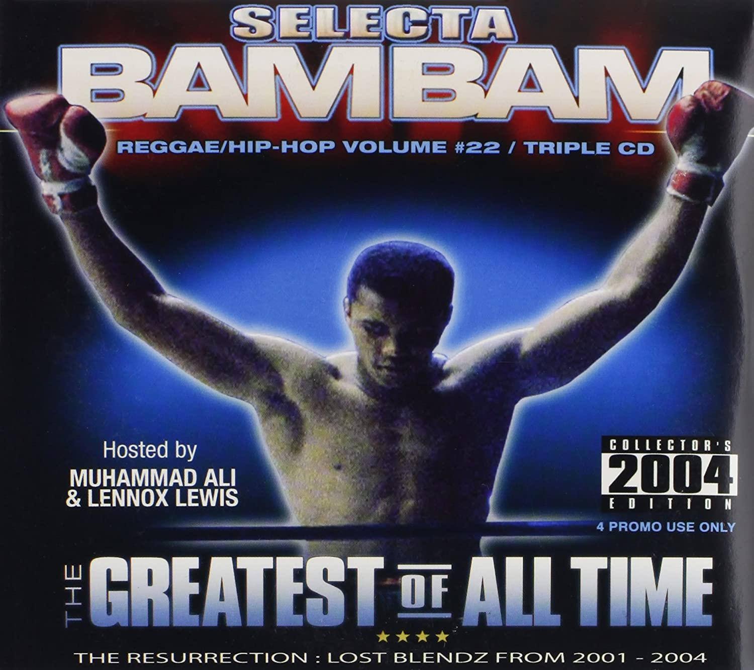 Amazon.com: Selecta Bam Bam presents The Greatest of All ...